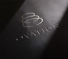 OVATION Condominium Brand Identity