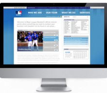 Major League Baseball Internal Portal