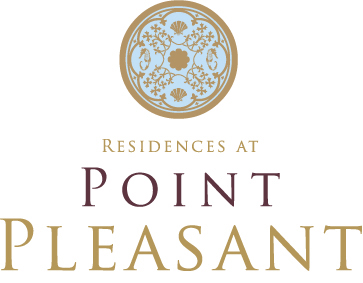 Point Pleasant Condominium Brand Identity
