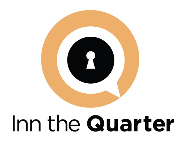 Inn The Quarter – Logo & Icon System Design
